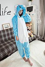 Пижама кигуруми Слоник, Кигуруми Слоник для взрослых