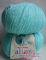 Пряжа детская Alize Baby Wool ( Ализе Беби Вул ) №19