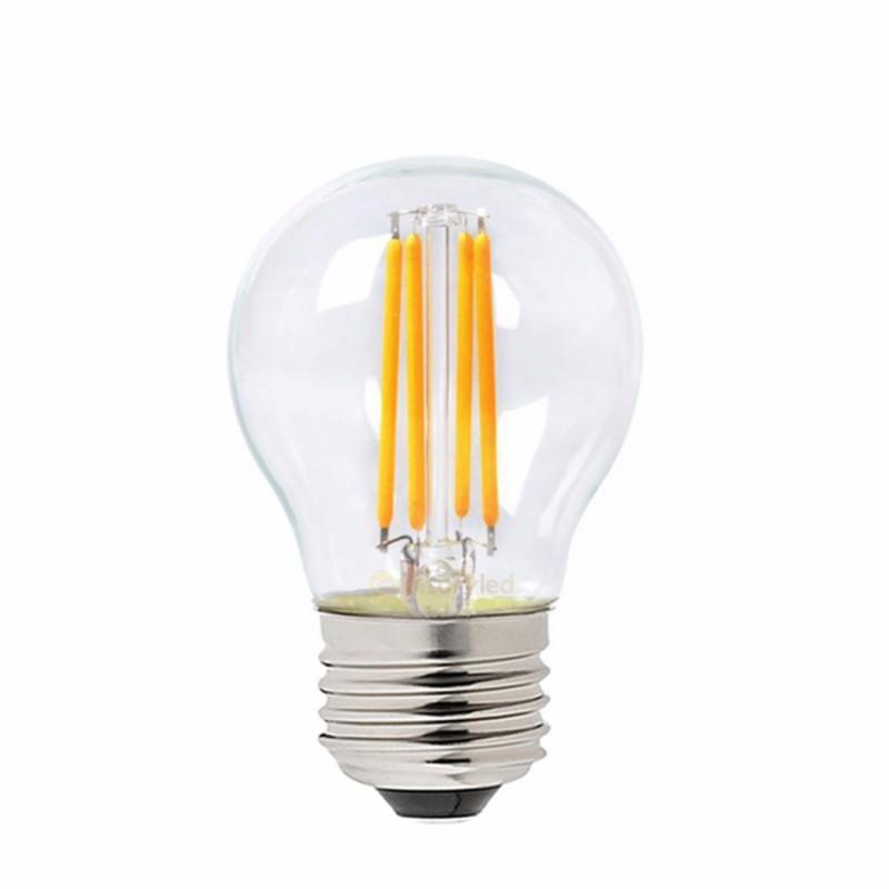 Светодиодная лампа Filament Mini Globe 4W 4200K E27 450Lm Horoz Electric 001-063-0004-030