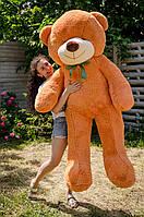 Большой плюшевый мишка 200 см, карамельный мягкий медведь, подарок для девушки на день рождения