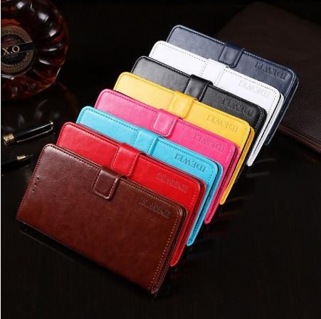 Чохол книжка Idewei для Xiaomi Redmi Note 9 (різні кольори)