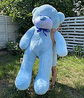 Большой плюшевый мишка 200 см, голубой мягкий медведь, подарок для девушки на день рождения