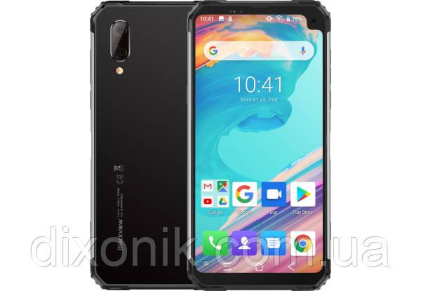 Защищенный смартфон Blackview BV6100 silver