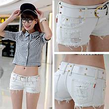 Женские джинсовые шорты SJeans 6639