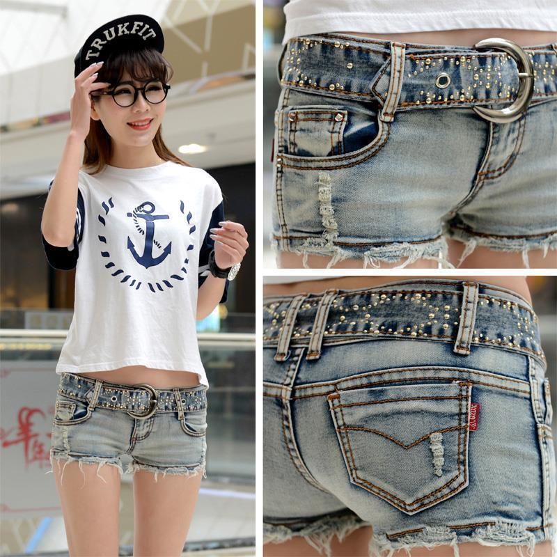 Женские джинсовые шорты SJeans 6637