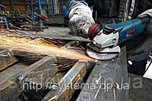 Угловая шлифмашина BOSCH GWS 15-125 CITH Professional, фото 3