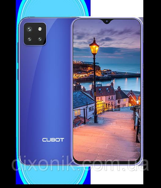Смартфон Cubot X20 Pro blue 6/128 Гб + стартовый пакет Sweet TV в подарок