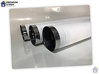 Труба из нержавейки для дымоходов d100 0,5 мм 1 м