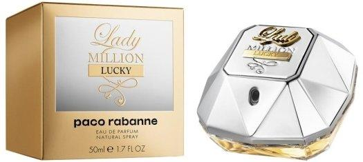 Paco Rabanne Lady Million Lucky 80ml (tester)