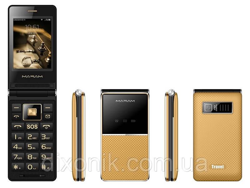 Мобильный телефон Gzone F699 gold