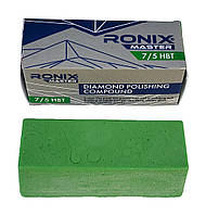 Твёрдая алмазная паста RONIX master 7/5 НВТ (водосмываемая) 65г