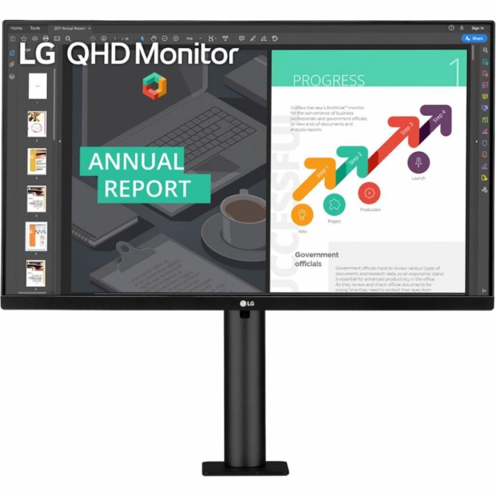 Монитор LG 27QN880-B