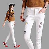 Женские джинсы POLY qw7792, фото 2