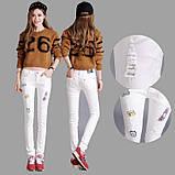 Женские джинсы POLY qw7792, фото 4