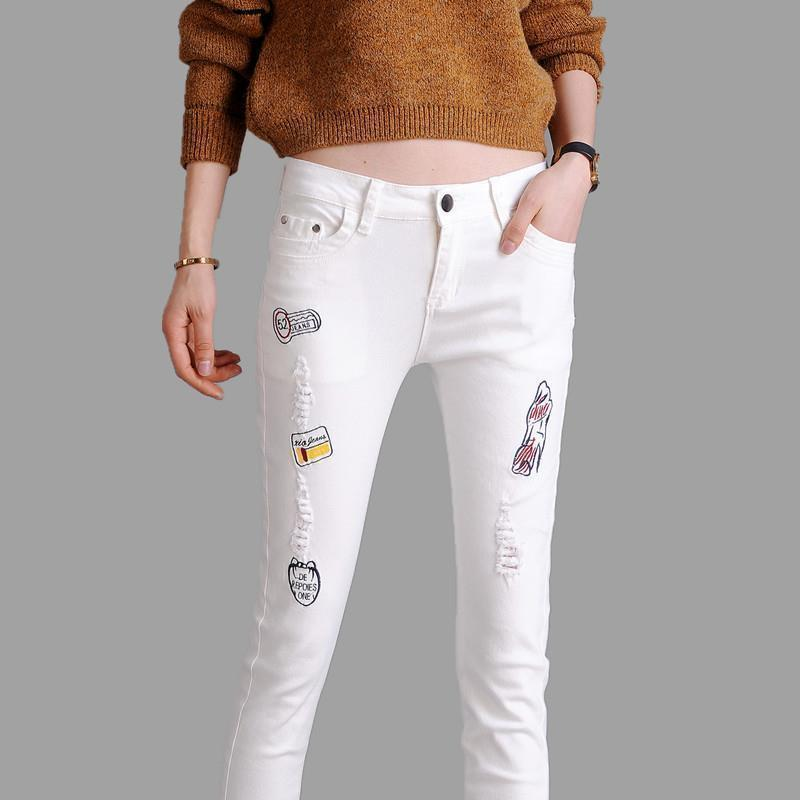 Женские джинсы POLY qw7792