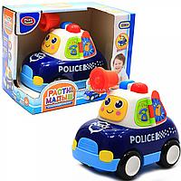 Машинка музыкальная Play Smart «Расти малыш», 17х12х15 см (cвет, звук) 7840, фото 1