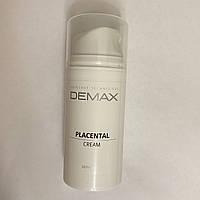 Demax Placental Cream Against Wrinkles Плацентарний крем для нормальної та сухої шкіри 100мл