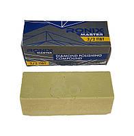 Твёрдая алмазная паста RONIX master 3/2 ПВТ (водосмываемая) 65г
