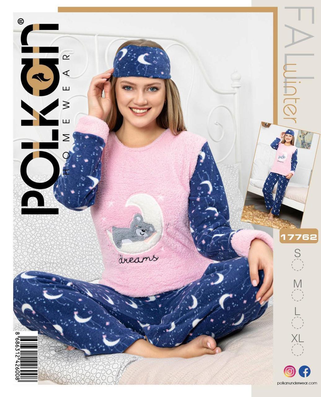 Женские пижамы S-XL норма (4 шт)
