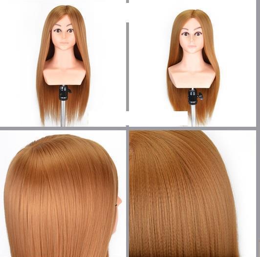 Голова-манекен для парикмахеров Kameisi 5815