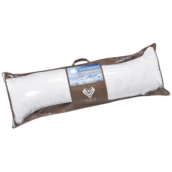 Подушка для тела Ideia S-Form 40*130 см микрофибра/антиаллергенное волокно арт.800013255