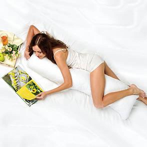 Подушка для тела Ideia S-Form 40*130 см микрофибра/антиаллергенное волокно арт.800013255, фото 2