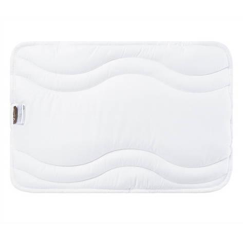 Подушка для новорожденных Ideia Baby Comfort 40*60 см микрофибра/антиаллергенное волокно арт.8000029615.молоко, фото 2