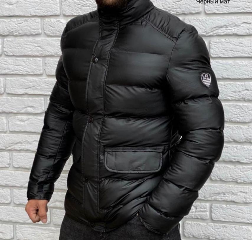 Мужская куртка  осенняя, комфортная, стильная! ЛЮКСОВАЯ МОДЕЛЬ. РАЗМЕРЫ: S-2XL.