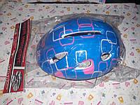 Детский защитный шлем MS0014 голубой