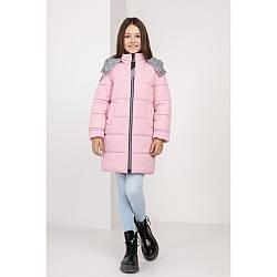 Модна куртка рожевого кольору Злата