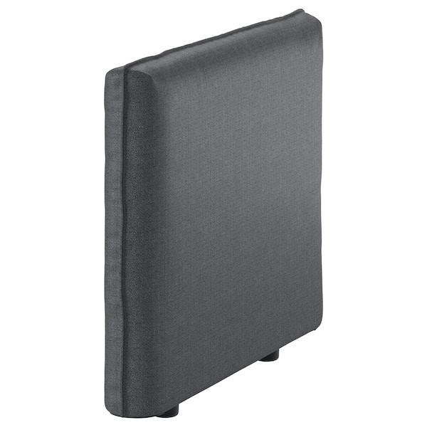 ВАЛЛЕНТУНА Підлокітник - ХІЛЛАРЕД темно-сірий - IKEA