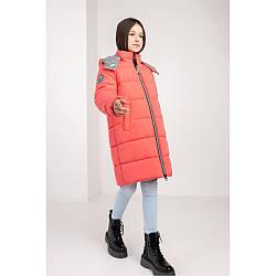 Зручна куртка на дівчинку Злата