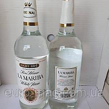 La mariba White rum 1 л. Ром Ла Мариба белый