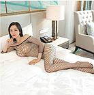 Сексуальная сеточка для тела, комбинезон, фото 4