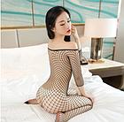 Сексуальная сеточка для тела, комбинезон, фото 6