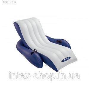 Кресло-шезлонг надувное недорого