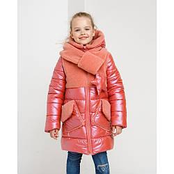 Зимова фабрична куртка дитяча