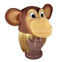 ОБЕЗЬЯНА шапка-маска