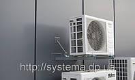BIS Комплект консолей (кронштейны для кондиционеров) для монтажа кондиционеров Clim ISO Strut, 450 мм WALRAVEN