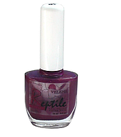 Лак для ногтей Reptile style Фиолетовый  #10  VELENA, 14 мл