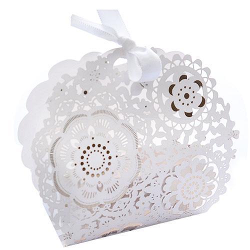 Бонбоньерка (коробочка для конфет) 10.5*3*9см 50шт/уп N00489 (3600шт)