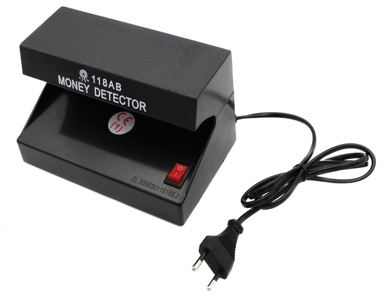 Детектор валют Ультрафиолетовый 118AB