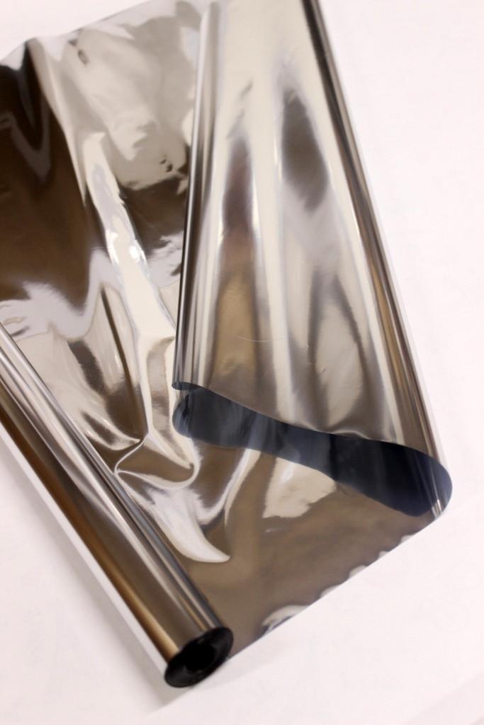 Фольга (металлизированный целлофан) - Серебро, 0,3кг