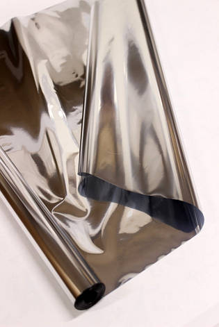 Фольга (металлизированный целлофан) - Серебро, 0,3кг, фото 2