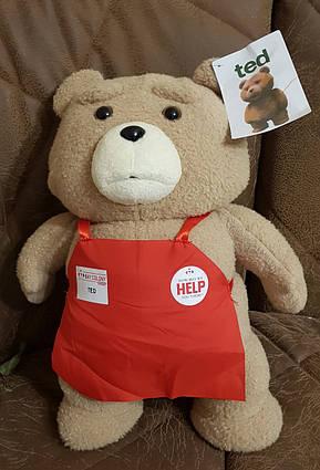 """Мишко Тед з фільму """" Третій зайвий плюш 46 см, іграшка ведмідь Тед Тедді TED"""