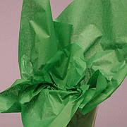 Бумага Тишью Италия №38 - Зеленая