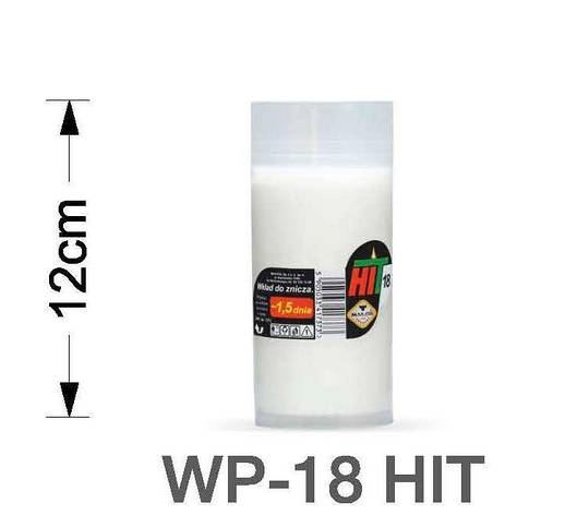 Вкладыш для лампад MAX-POL HIT 24шт/уп №WP-18, фото 2