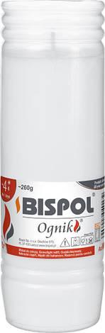Вкладыш для лампад Bispol Ognik 24шт/уп №WP4, фото 2