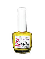 Лак для ногтей Reptile style Желтый  #02  VELENA, 14 мл