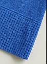 Длинный Вязаный джемпер с шерстью оверсайз   Манго  Mango  Оригинал  Размер  L, фото 6